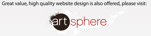 Web Design Services by Art-Sphere